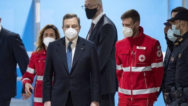 Italien will bis Herbst achtzig Prozent der Bevölkerung impfen