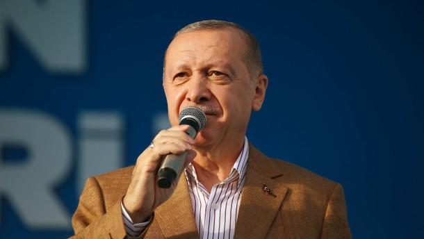 Erdogan ruft zum Boykott französischer Waren auf
