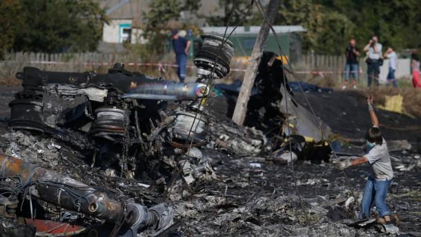 Ukraine-Krise drückt Kurse