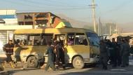 Vierzehn Ausländer bei Anschlag in Kabul getötet