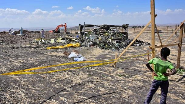 Erste Angehörige verklagen Boeing auf Schadensersatz