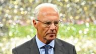 Des musst net so ernst nehmen – in diesem Fall ein Irrtum von Franz Beckenbauer.