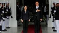 Panama wählt China und verstößt Taiwan
