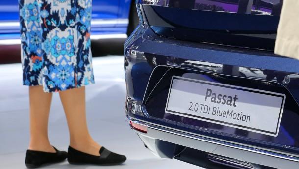 Welches Problem Volkswagen mit Software lösen kann