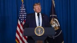 Wie reagiert Trump auf Irans Vergeltungsschläge?