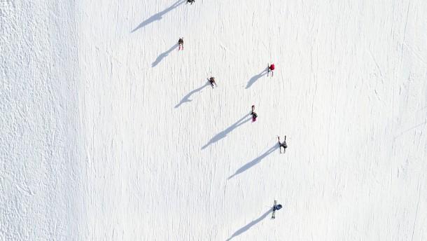 Wer wo das Skifahren erlaubt – oder auch nicht