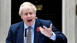 Johnson vergleicht Labour-Pläne mit Stalins Methoden