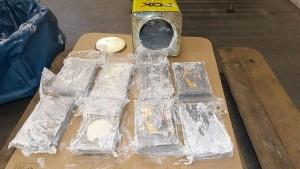 Rekordmenge Kokain in Hamburger Hafen entdeckt