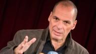 Varoufakis stellt neue linke Bewegung für Europa vor