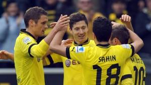 Schöner schonen in Dortmund
