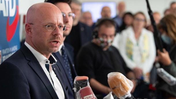 Gauland geht von Erfolg für Kalbitz nach Rauswurf aus