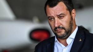 """Salvini wirft Malta """"Abwälzung"""" des Migrationsproblems vor"""