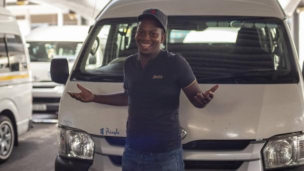 Wie Südafrika vom Coronavirus erfasst wird