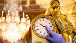 Uhren in Deutschland auf Winterzeit zurückgestellt