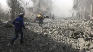 Mehr als 250 Tote und 1200 Verletzte in 48 Stunden