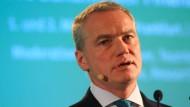 Beschwichtigt: Carsten Kengeter, Chef der Deutschen Börse
