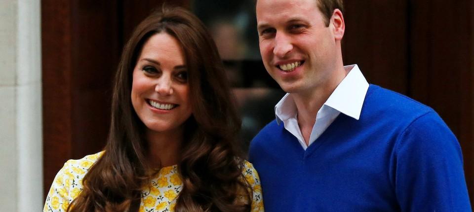 Prinz William Und Kate Erwarten Ihr Drittes Kind