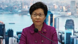 """Lam verteidigt neues Sicherheitsgesetz als """"nachsichtig"""""""