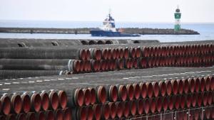 Bundesamt genehmigt Weiterbau von Nord Stream 2