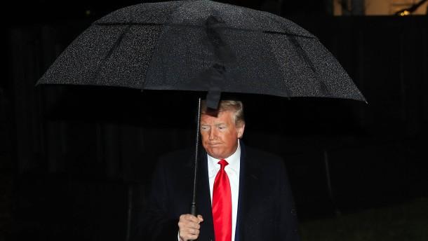 Demokraten treiben Amtsenthebungsverfahren gegen Trump voran