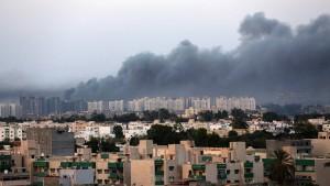 Libyen versinkt im Chaos