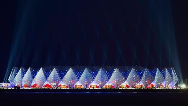 Krötenschlucken beim IOC