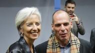 Griechenland mutet dem IWF zu viel zu