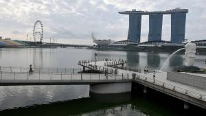 Singapur senkt BIP-Ausblick schon wieder