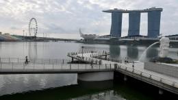 Singapur senkt nochmals BIP-Ausblick