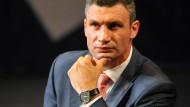 Vom Ring in die Politik: Vitali Klitschko