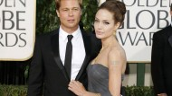 Als alles noch gut war: Pitt und Jolie 2007.
