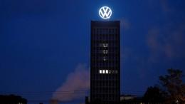 Staatsanwaltschaft durchsucht  Geschäftsräume von VW