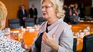 Justizministerin will Upskirting bestrafen