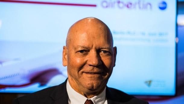 Hat Air-Berlin-Gründer Hunold Geld veruntreut?