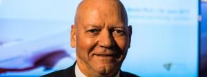 Air-Berlin-Gründer Joachim Hunold (hier Mitte Juli in London) steht einem Bericht zufolge im Verdacht, Firmengelder veruntreut zu haben.