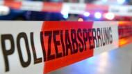 Absperrung: In Frankfurt wurden in der Nach abermals mehrere Autos angezündet. (Archivbild)