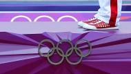 Kein russischer Fuß auf olympischem Boden? Die neuen Beweise der Wada könnten die russischen Olympia-Pläne endgültig zunichte machen.