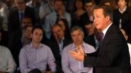 Cameron: Schottlands Ja würde mir das Herz brechen