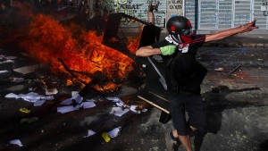 Südamerika in Aufruhr