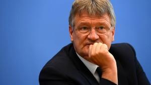 Meuthen will wieder für AfD-Vorsitz kandidieren
