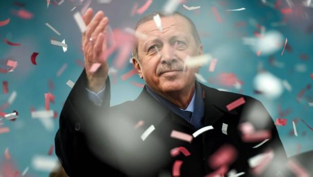 Erdogan-Anhänger hacken Tausende Twitter-Konten