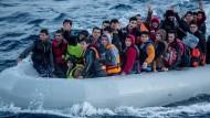 Bereits 1370 Flüchtlinge in diesem Jahr ertrunken