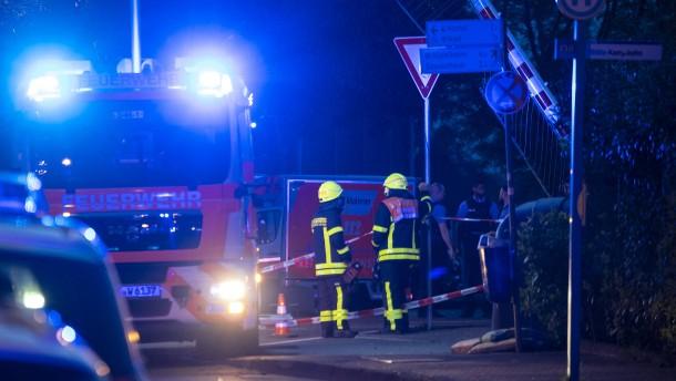 Jugendliche stirbt bei Bahnunfall in Frankfurt