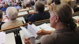Keine Prüfung, kein Druck – Uni lockt mit Angebot für Ältere