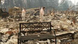 Was zahlen die Versicherungen bei Bränden in Kalifornien?