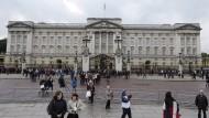 Buckingham Palace wird für 430 Millionen Euro saniert