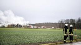 Gasexplosion in österreichischer Verteilerstation