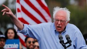 Bernie Sanders verbietet Russland jede Einmischung