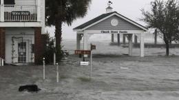 Schon fünf Tote durch Hurrikan