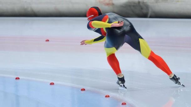 Deutsche Meisterschaften im Eisschnelllauf